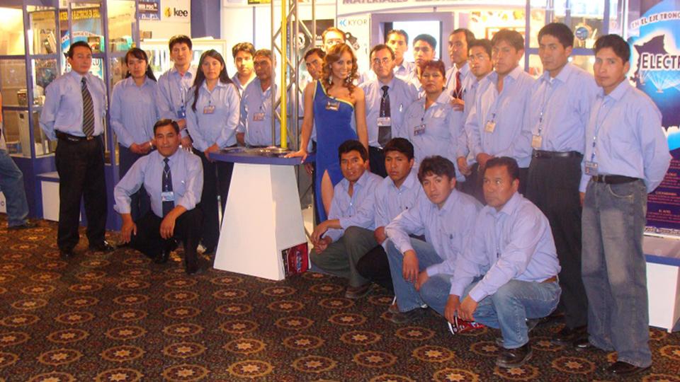 ELECTRORED BOLIVIA S.R.L. (SUCURSAL)