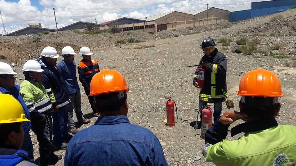 SAFETY-ER Bolivia