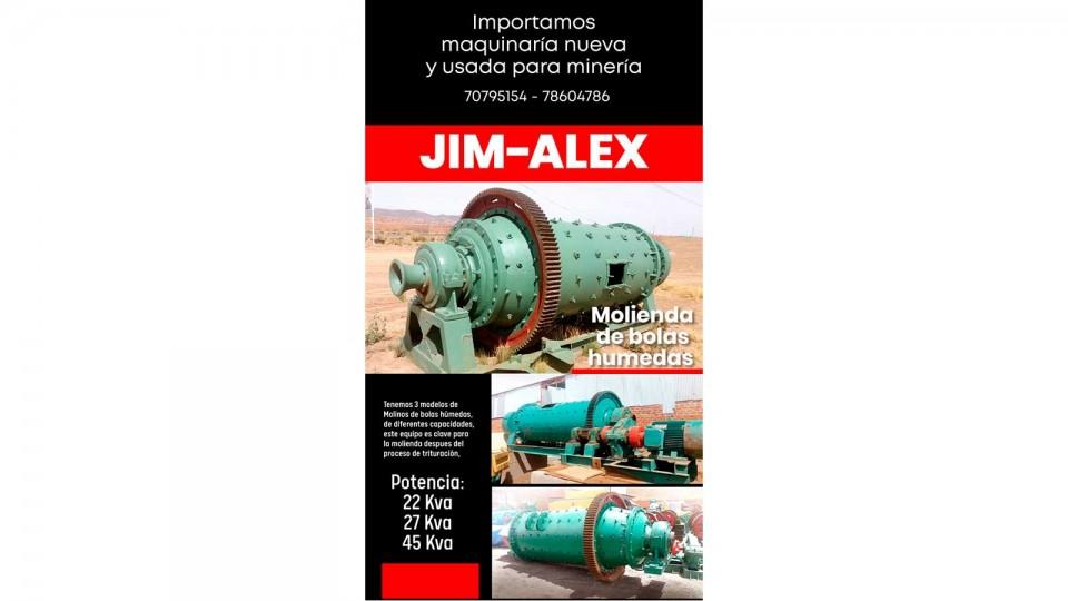 JIM ALEX IMPORTACIONES