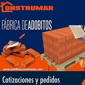 CONSTRUMAR -FABRICA DE ADOBITOS