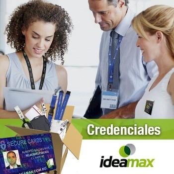 CREDENCIALES IDEAMAX SRL